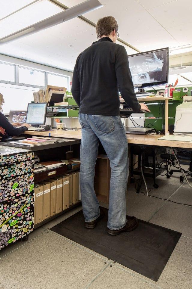 mat mats standing topo product