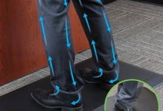 Do Anti-Fatigue Mats Really Help Battle Lower Back Pain and Increase Work Productivity?