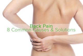Back Pain: 8 Common Causes & Solutions