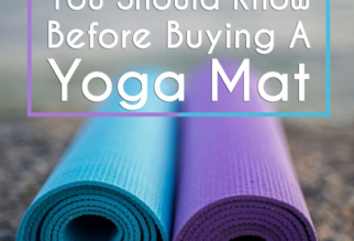 7 Things You Should Know Before Buying A Yoga Mat