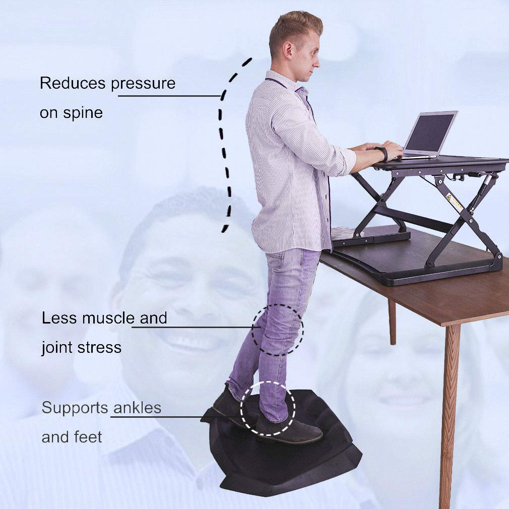 Active Standing Desk Mat Anti Fatigue Mat Manufacturer